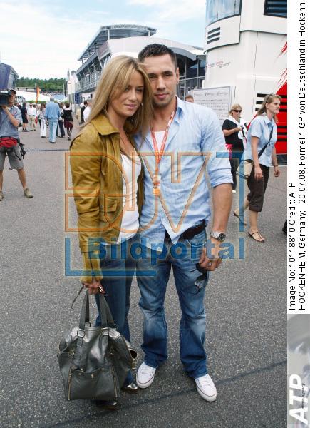 Details Zu 0710118810 Felix Sturm Boxer Mit Frau Jasmin Djv